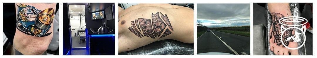 Travelling Tattoo Studio