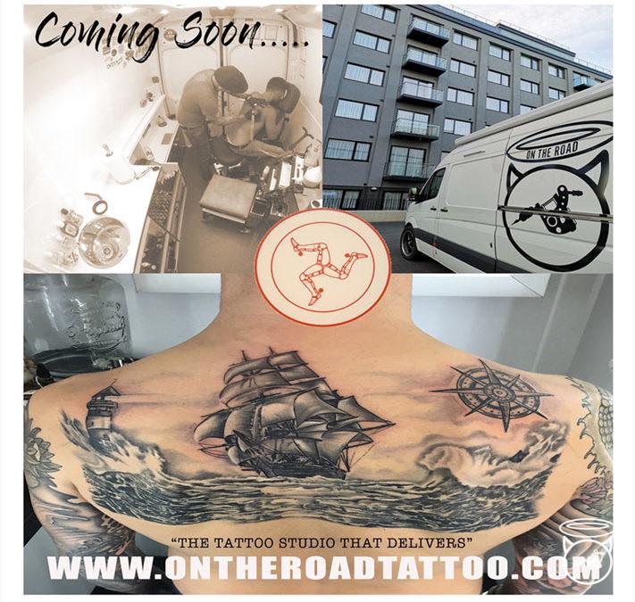 Isle of Man Tattoo