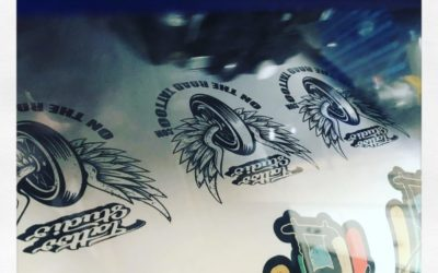 Tattoo Stickers Tattoo shop