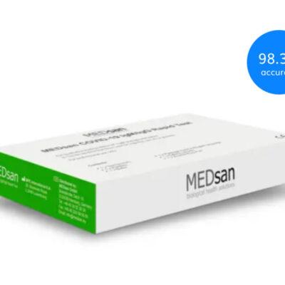 MEDSan COVID-19 Rapid Test Kit
